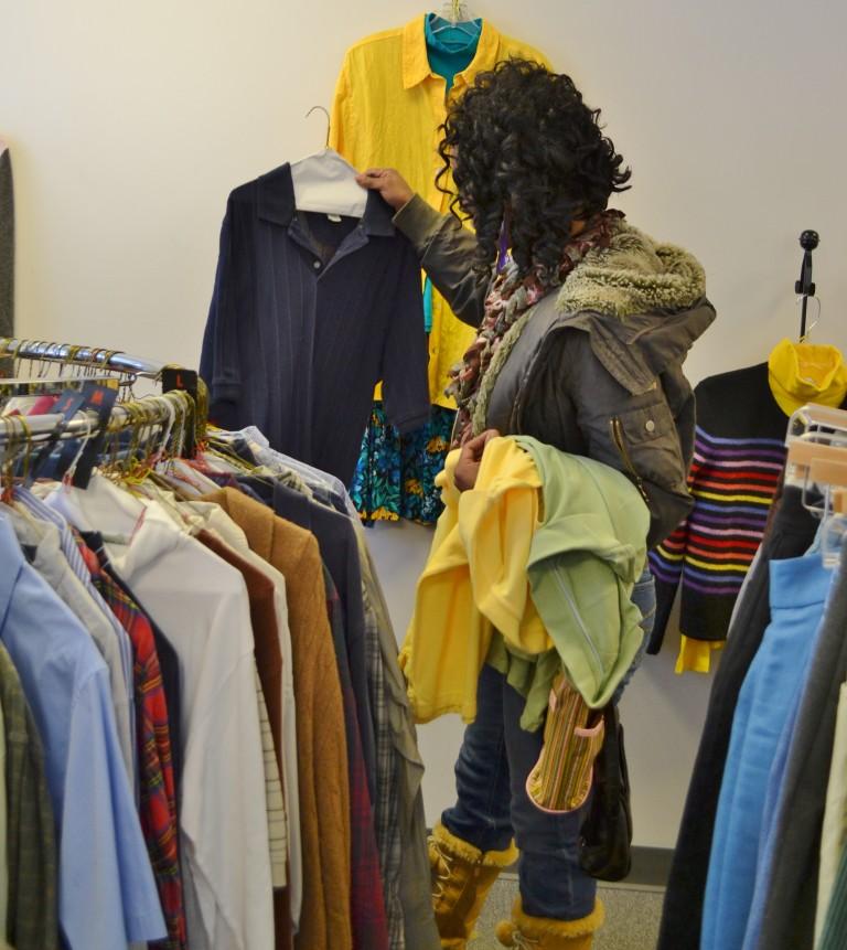 Clothesline, Clothes, Men, Women, Children